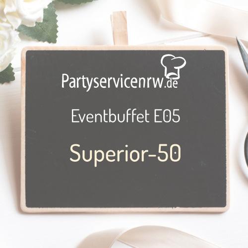 """Eventbuffet """"Superior-50"""""""