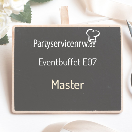 "Eventbuffet ""Master"""