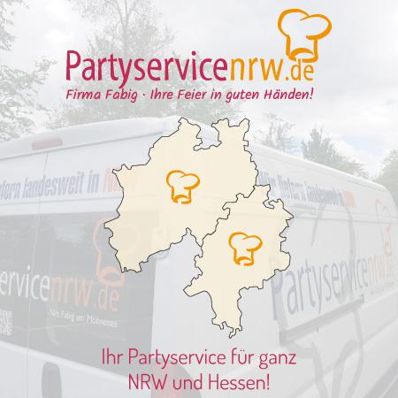 Partyservice Hessen und ganz NRW